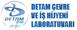 Detam Mühendislik Logo